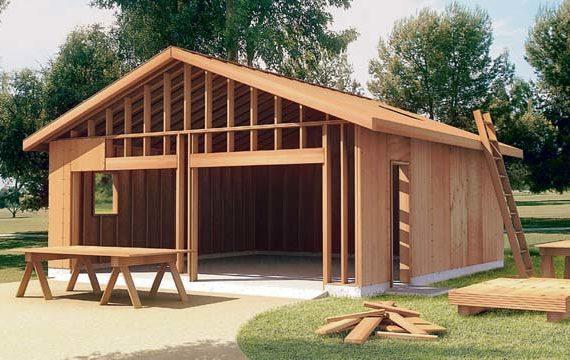 garasje byggesett